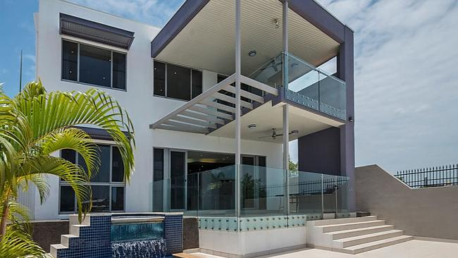YOU may not be able to tell from the front but this Northern Territory house certainly has a lot to offer around the back. Picture: Supplied realestate.com.au
