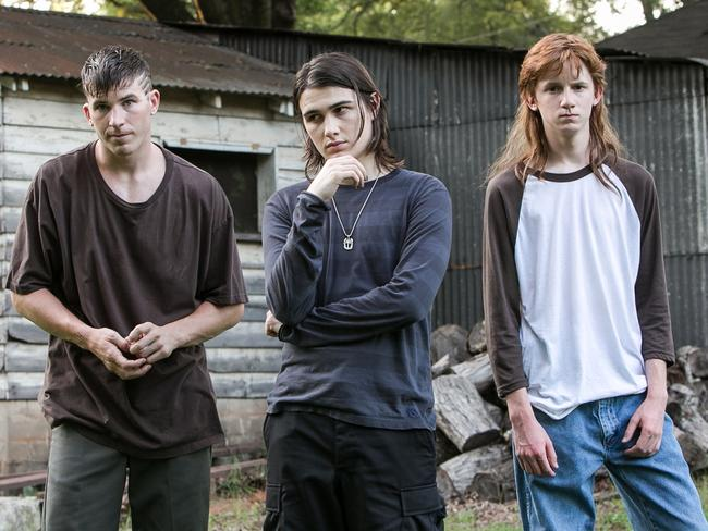 Three teenagers were jailed for the Arkansas killings on which  <i>Devil's Knot</i> is based.