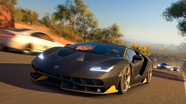 Beautiful Forza Horizon 3 Demo Video How Well Does Art Imitate Life