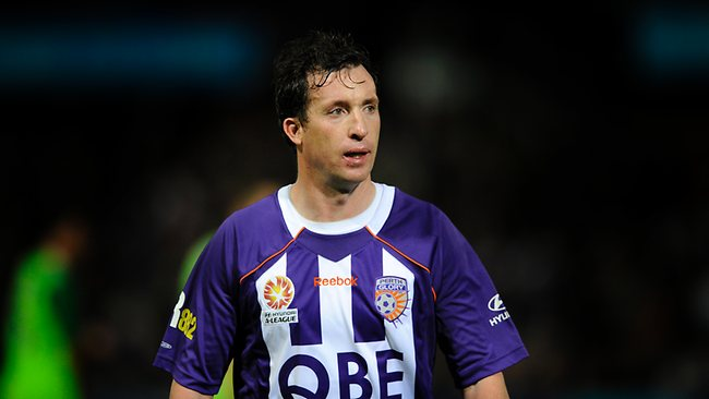 Former England striker Robbie Fowler is the only marquee to play more than one A-League season. Picture: Daniel Wilkins