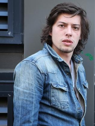 On the rise ... actor Benedict Samuel.