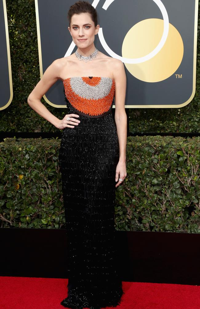 Allison Williams. Picture: Getty
