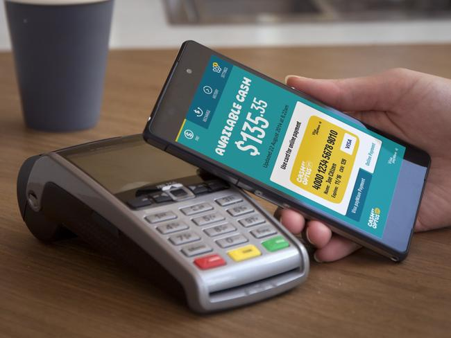 phones to replace credit cards