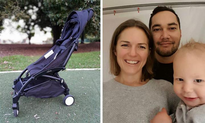 'How I've already made $550 by renting my old baby stuff'