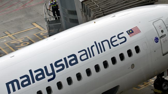 No clue ... Malaysia Airlines Flight MH370 vanished on March 9 with 239 people on board. Picture: AFP