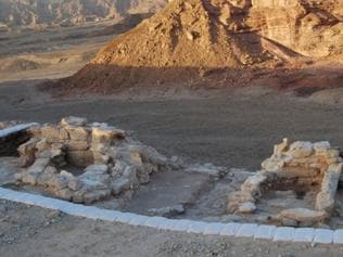 King Solomon's lost mines exposed
