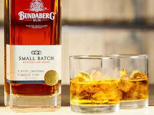 Bundaberg Rum was awarded - Australia's Best Gold Rum for Master Distillers' Collection Small Batch.
