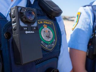 Body-worn Cameras for Frontline NSW Police