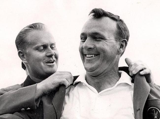 Golf great Arnold Palmer dead at 87