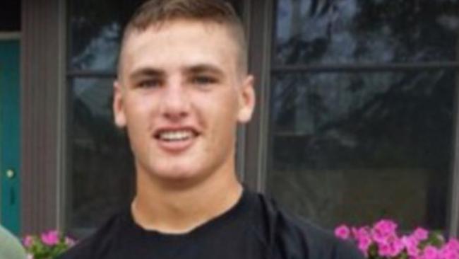 19-year-old Lance Corporal Myles Kerr. Photo: Twitter