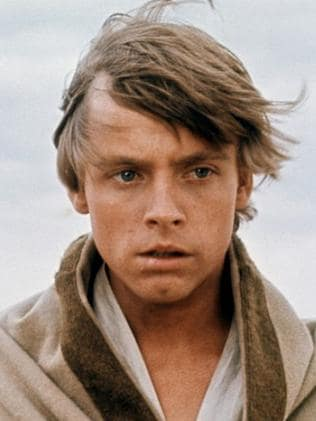 Mark Hamill said his character Luke Skywalker could be gay. Picture: Supplied