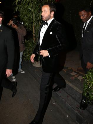 Tom Ford. Photo: MEGA