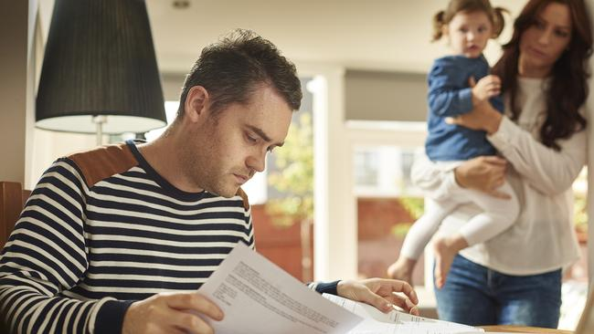 Much of the extra debt has been put down to property prices.