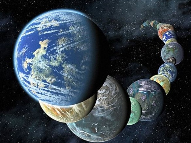 Scientists discover three new planets similar to Earth ...