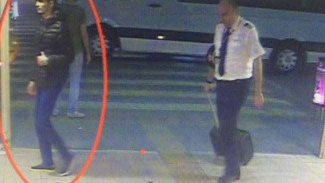 Russian, Kyrgyz and Uzbek nationals behind Istanbul airport attack
