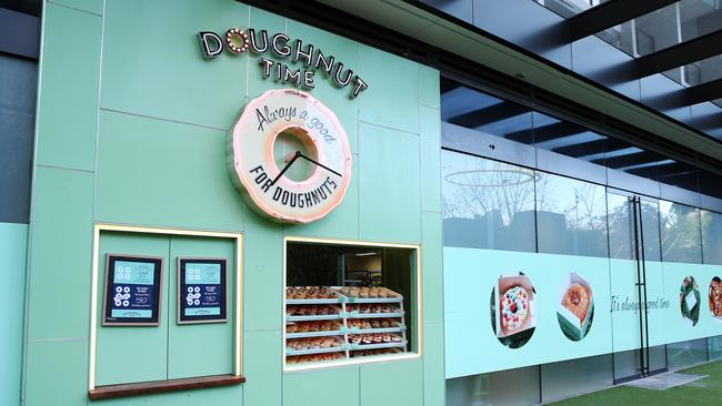 Doughnut Time has been forced in to liquidation.
