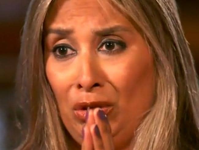 Selina Win Pe described some of the horrific scenes experienced during her ordeal to a television program last year. Courtesy: 60 Minutes/Channel Nine