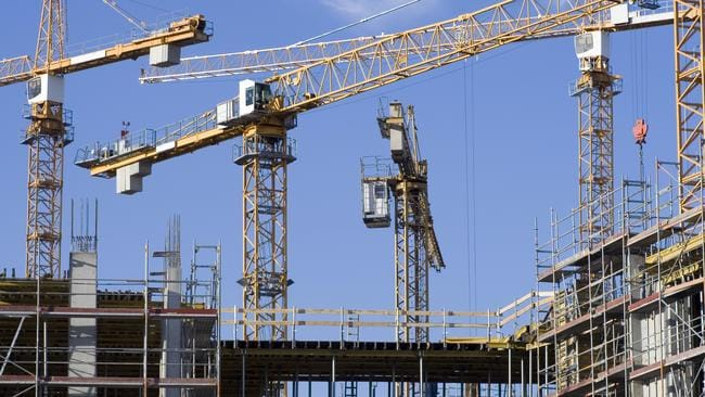 Worst ... the construction industry denies workers $341 million per year. Picture: Thinkstock.
