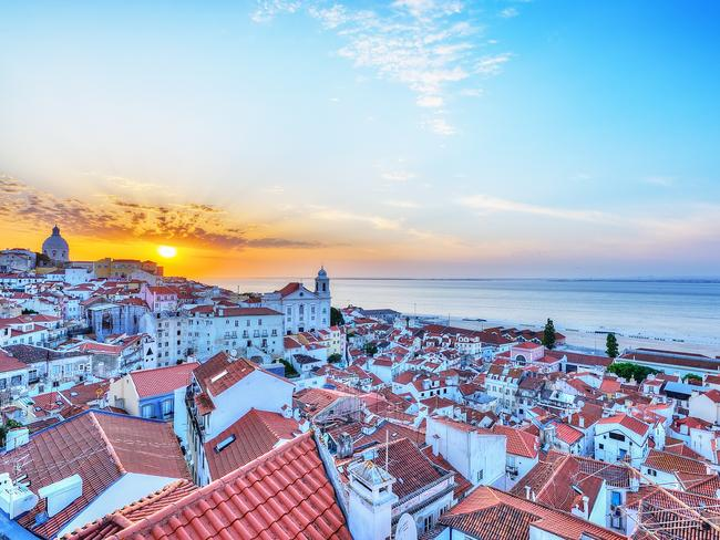 Lisbon, the most overlooked destination in Europe.