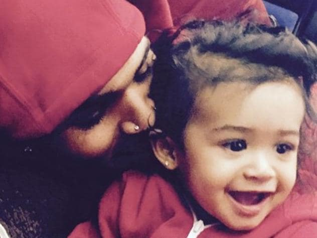 Chris Brown's ex slams his parenting