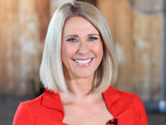 Tracey Spicer has been made a Member of the Order of Australia.