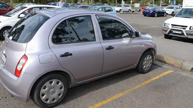 Police are investigating at Jilliby Central Coast after a carjacking of man at Leumeah last night. He was forced to drive his car (pictured) 100km.
