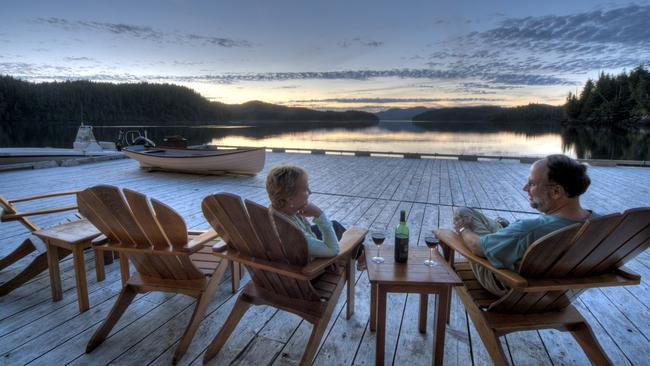 This is the life. Source: Destination Canada