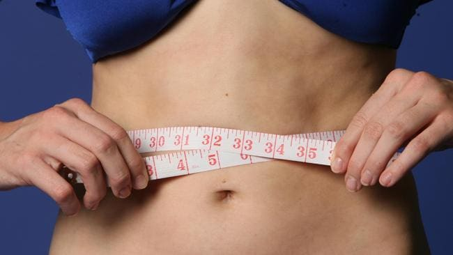 Waist measurement can indicate whether an individual has insulin resistance.