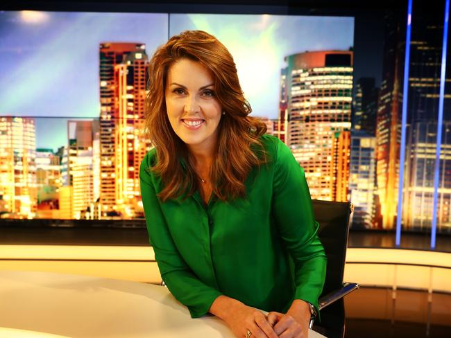 Ms Credlin's post-politics life has included commentating on Sky News, where she has regularly attacked Malcolm Turnbull. Picture: John Feder
