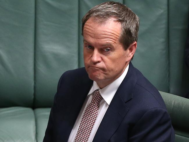 Bill Shorten has denied Mr Kernohan's claim and pointed to an earlier denial in 2012. Picture: Kym Smith