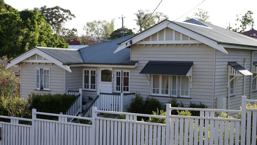 A character home at Roy St Ashgrove.