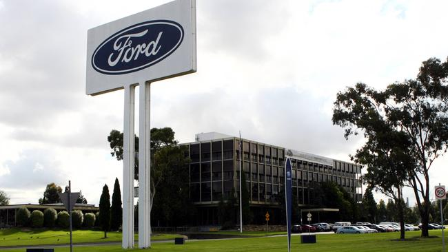 Ford factory in Australia wonu0027t close early as shutdown date confirmed & Ford factory in Geelong Australia will close on October 7 2016 markmcfarlin.com
