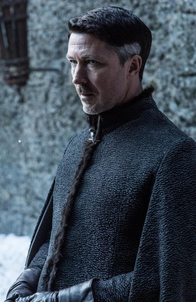 Littlefinger's intentions aren't honourable. Picture: Helen Sloan/HBO