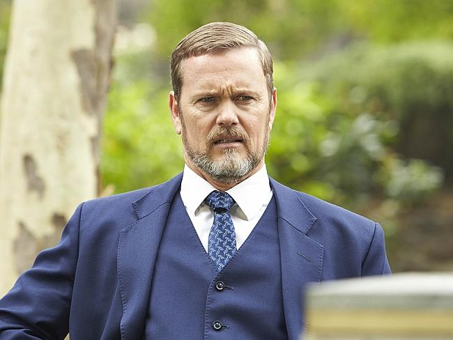 A long time between Logies ... Craig Mclachlan as Dr Blake. Picture: Supplied