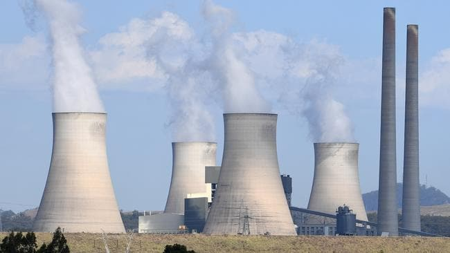 The days of coal-fired power in Australia are numbered. Picture: Dan Himbrechts/AAP