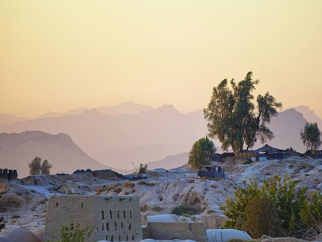 Scenic shots from Afghanistan.