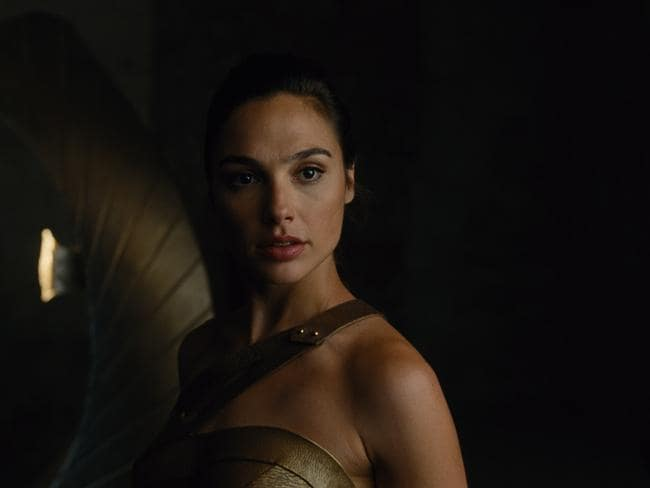 Wonder Woman with an 80s soundtrack? We're here for it.