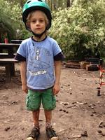 PARKS FOR PEOPLE: My son Floyd on our annual camping trip to the Lane Pool Reserve near Dwellingup. Picture: Laura Bascombe