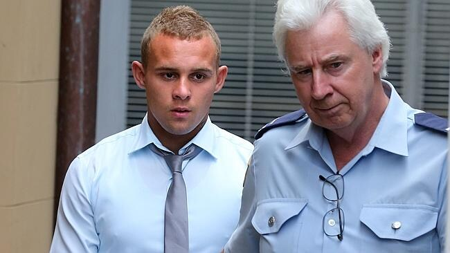 There is anger over the sentence handed to Kieran Loveridge (left) for the death of Thomas Kelly