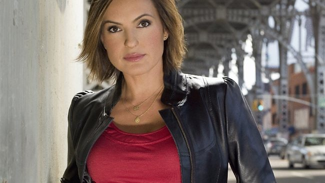 Olivia (Mariska Hargitay) gets caught up in a complicated family relationship in tonight's SVU. Picture: Supplied