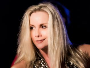 Cherie Currie of the Runaways touring Australia