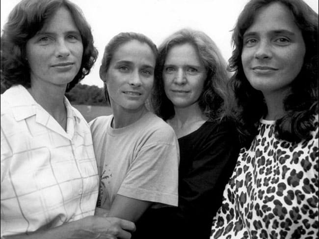 The Brown Sisters 1988