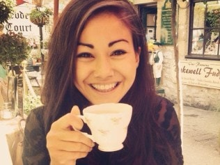 Facebook photo of 21 year old British backpacker Mia Ayliffe-Chung who was violently stabbed to death yesterday at the Shelley's Backpackers in Home Hill near Townsville, Qld.