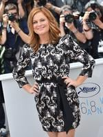 "Amy Poehler poses during a photocall for the film ""Inside Out"" at the 2015 Cannes Film Festival. Picture: AFP"