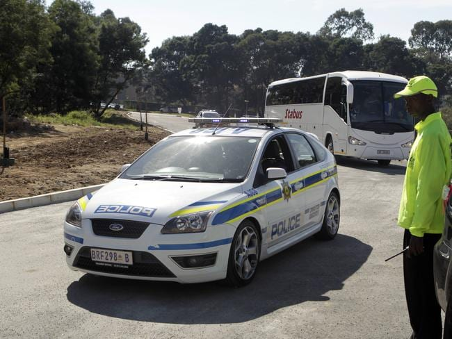 South African police said 20 per cent of sexual assault victims in the country were men. Picture: Supplied