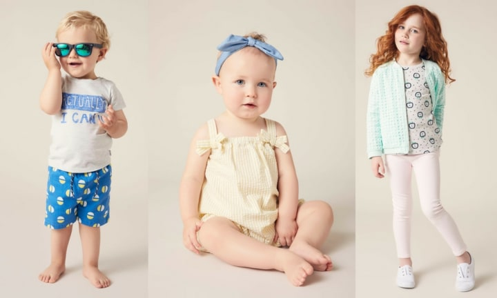 Pumpkin Patch is finally back and their new range is perfect for summer