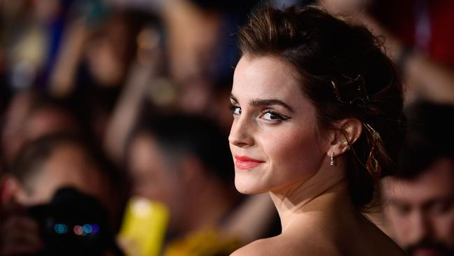 If someone as accomplished as Emma Watson suffers from insecurity and doubt, what help is there for the rest of us? (Pic: Frazer Harrison/Getty)