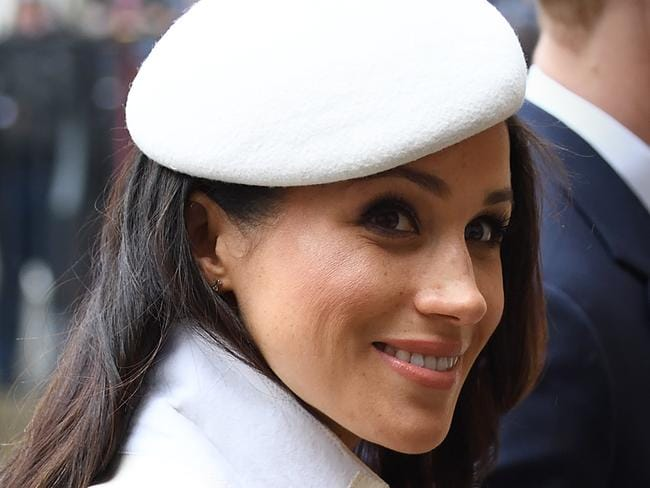 Meghan Markle has reportedly chosen Australian designers Ralph and Russo for her dress. Picture: MEGA