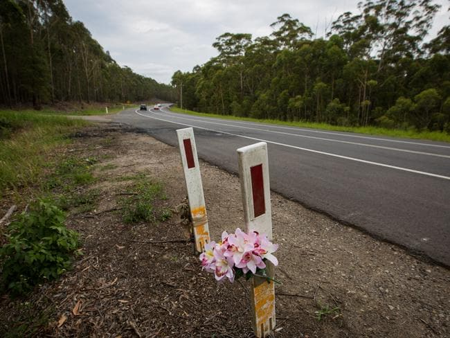 This is an all-too-familiar site on the side of Australian roads.