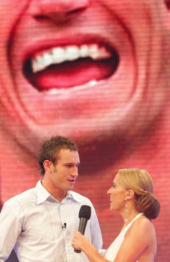 "Ryan Fitzgerald at launch of reality TV program ""Big Brother 4"" 01 May 2004."